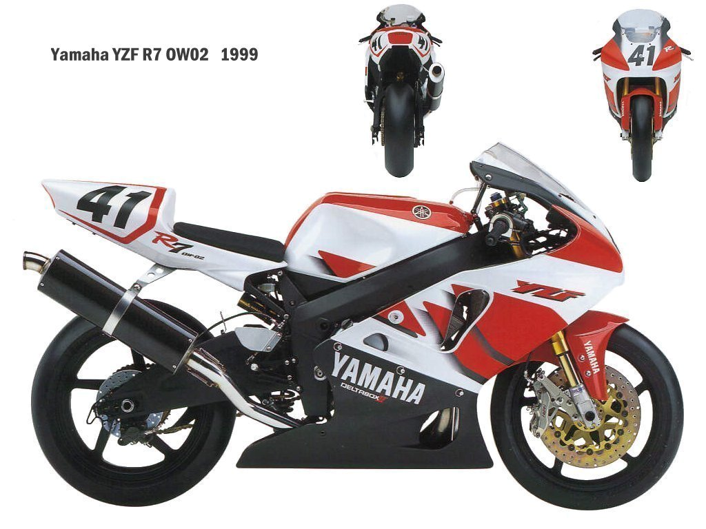 2001 yamaha yzf r7 pics specs and information for Yamaha r9 motorcycle