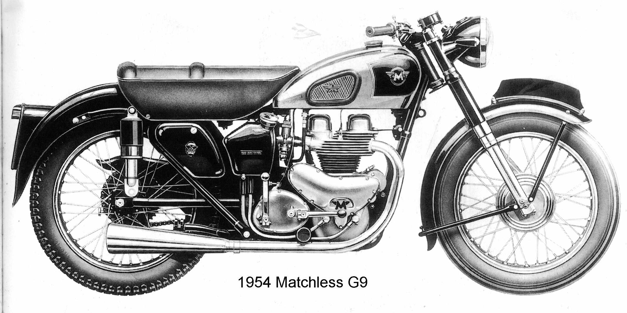 AJS Model 16 350 MS 1967 wallpapers #136444