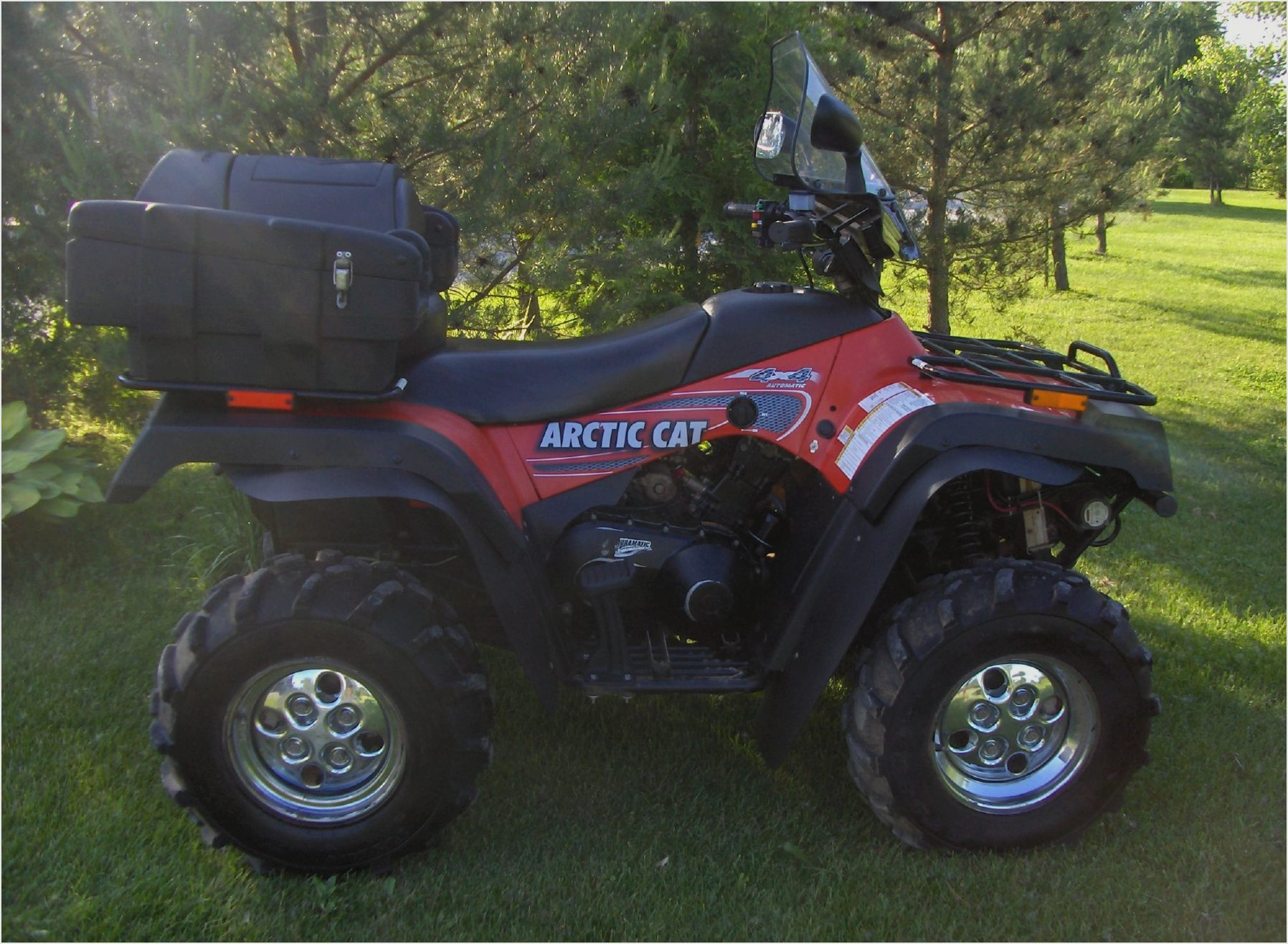 Arctic Cat 500 2000 images #155885