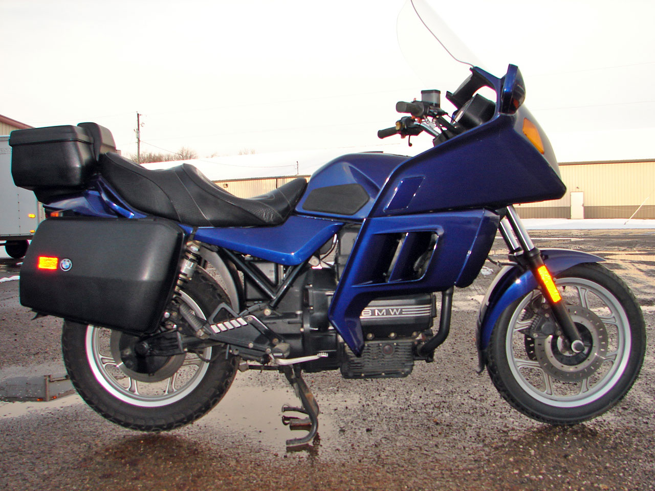 BMW K75RT 1990 images #5122
