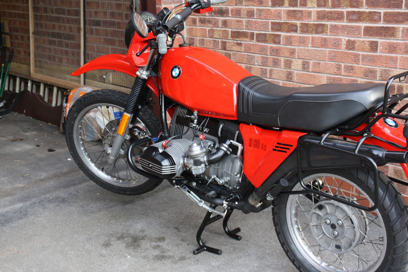 BMW R80GS 1989 images #6015