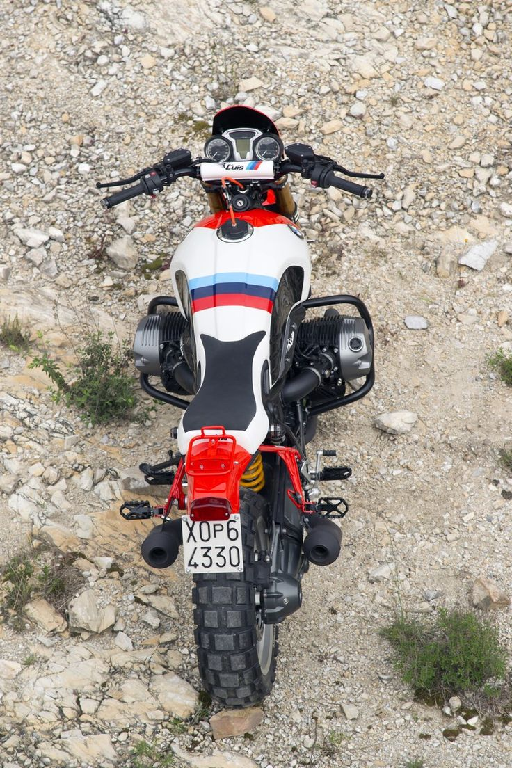 BMW R80GS 1995 images #6412