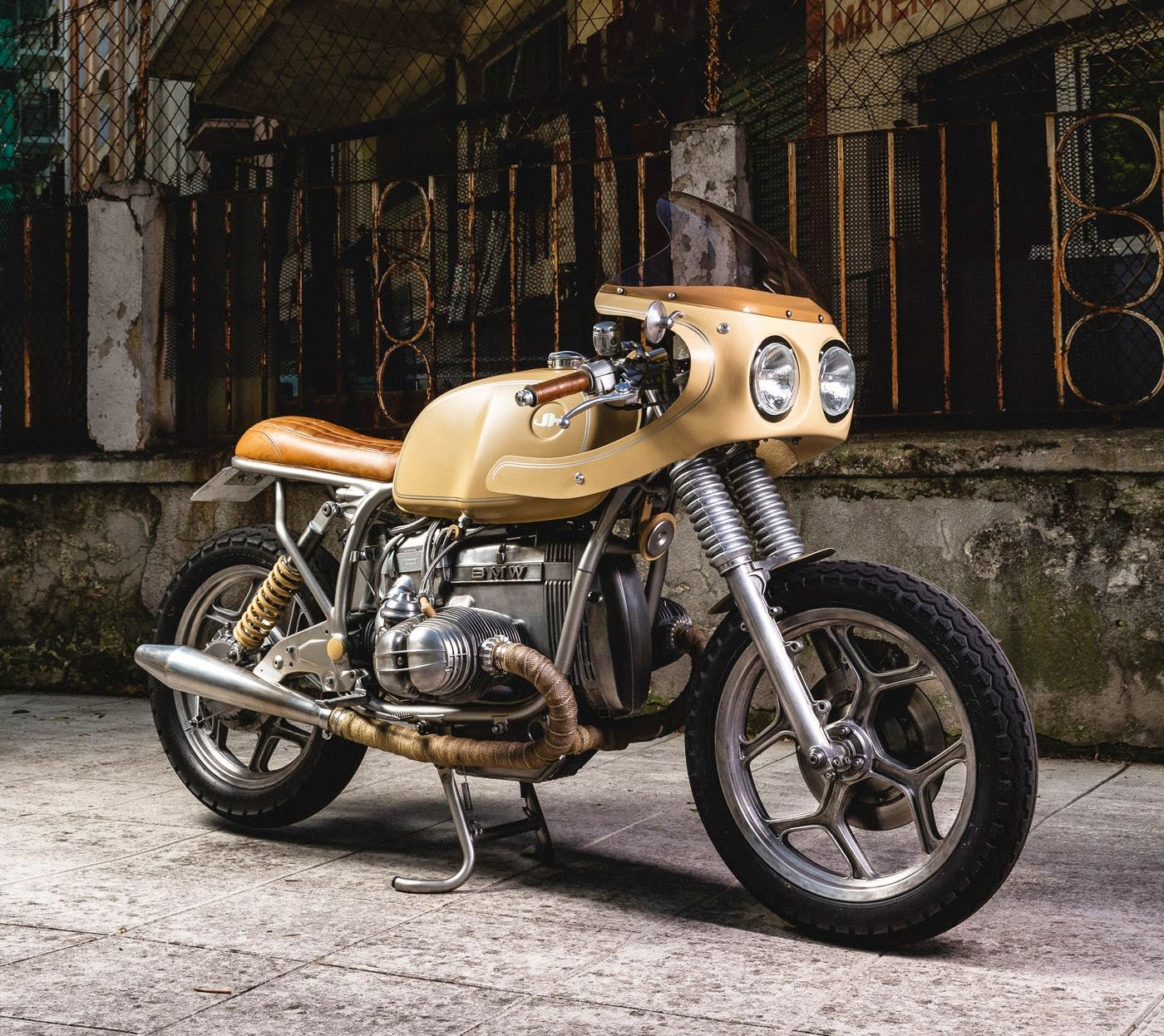 BMW R80RT Mono images #6314