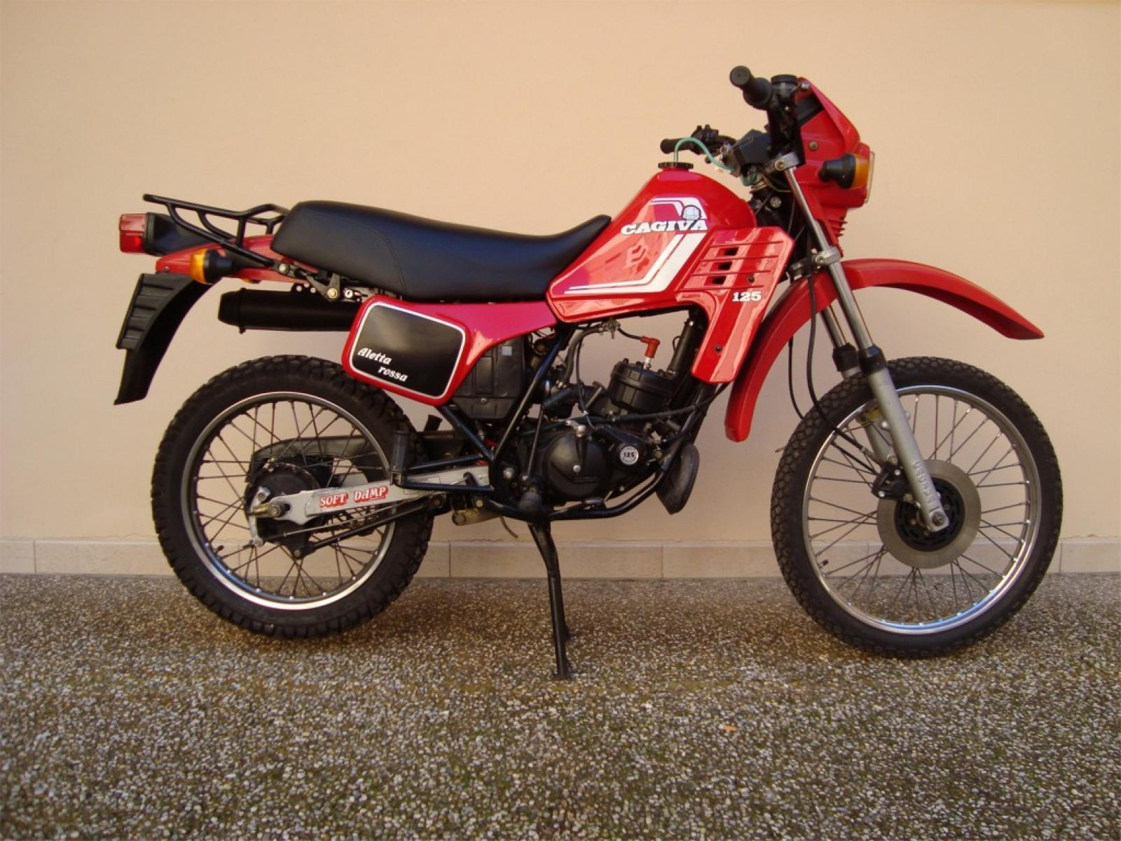 Cagiva SX 250 1983 images #67997