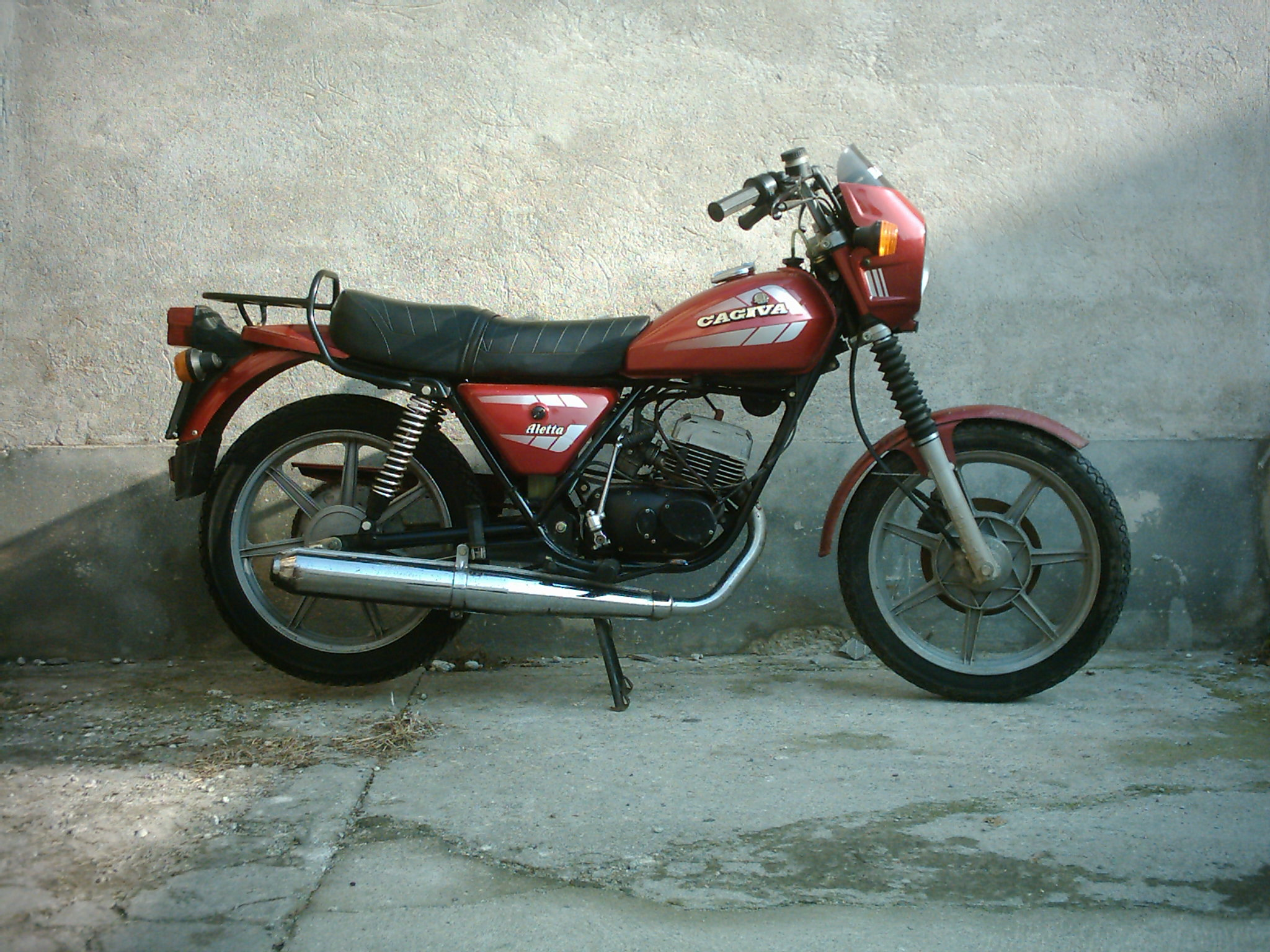 Cagiva SX 350 1979 images #66621