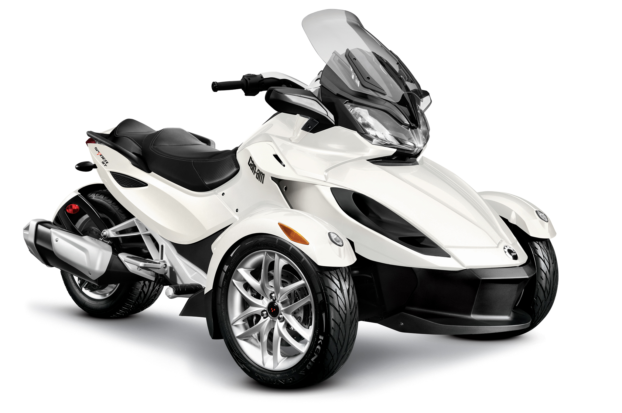 Can-Am Spyder ST-S Limited 2014 images #68688