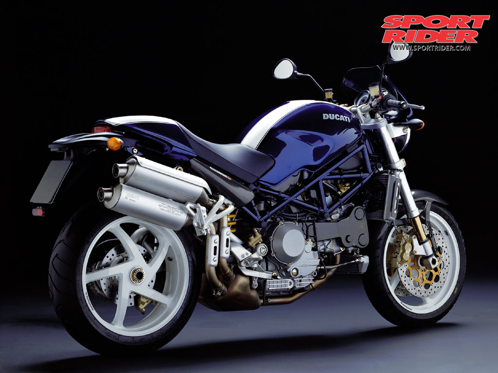 Ducati Monster 620 S 2004 wallpapers #11362