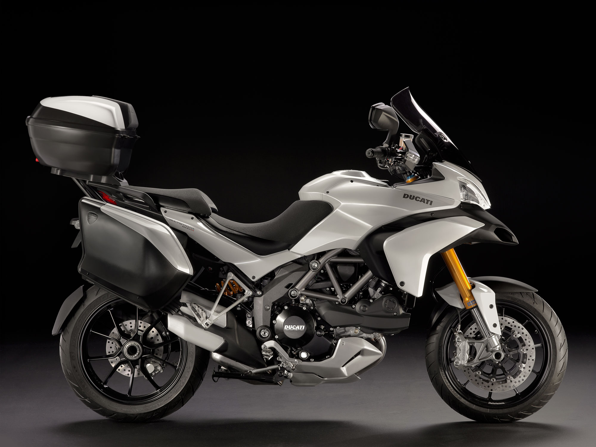 Ducati Multistrada 1200 S Touring wallpapers #163422