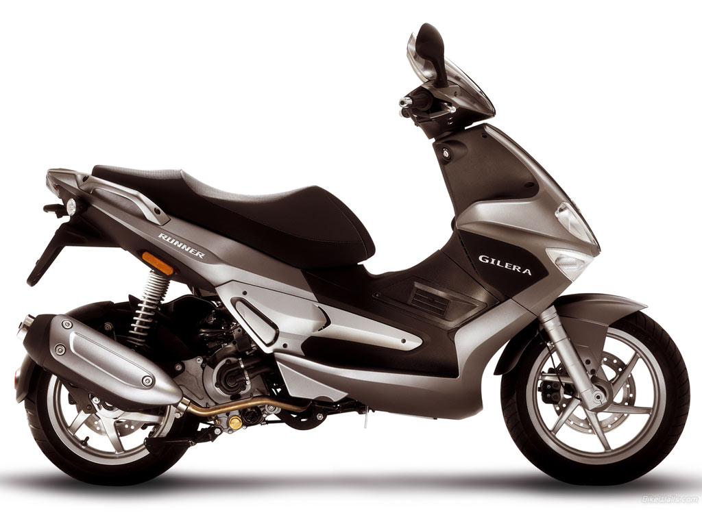 Gilera Runner 50 Black Soul 2015 images #76492