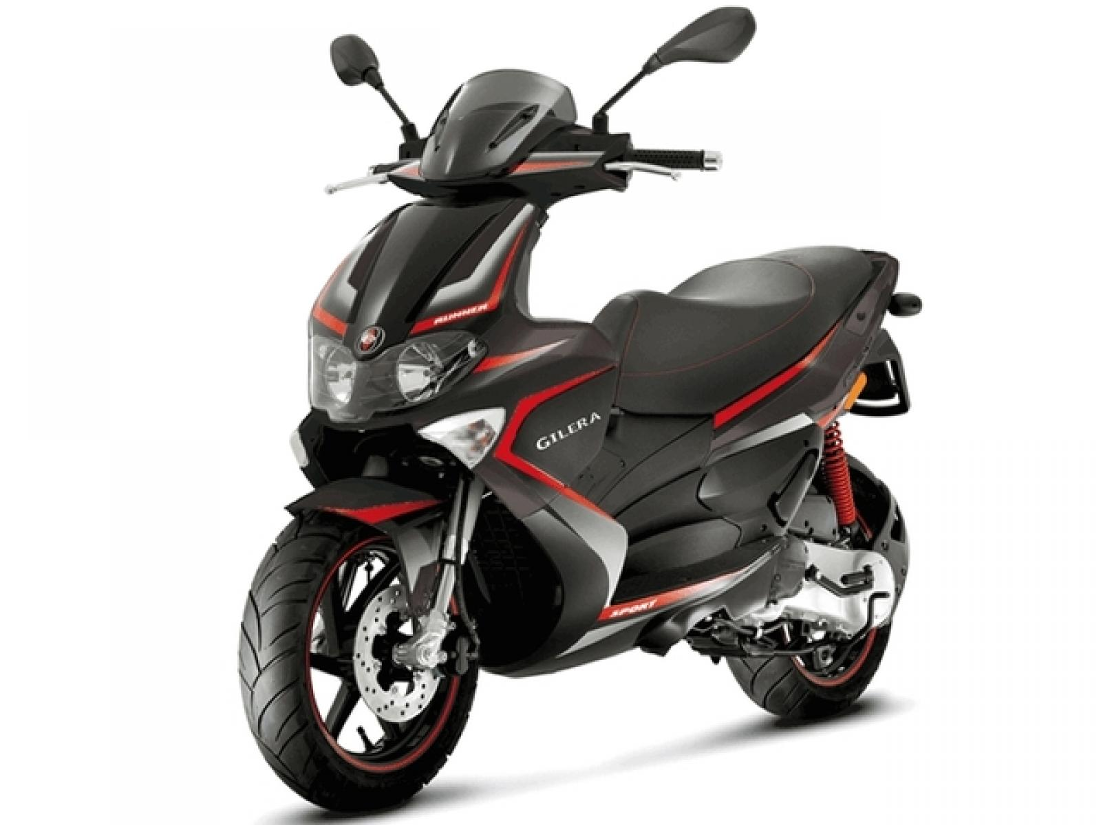 Gilera Runner Pure Jet 2007 wallpapers #160747