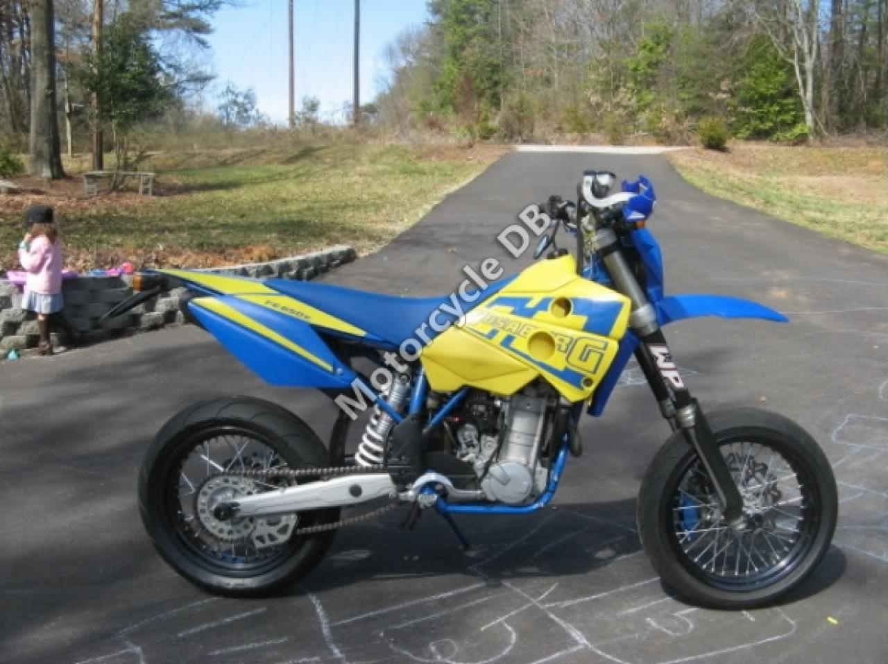 Husaberg FX 650 E 2002 wallpapers #137835