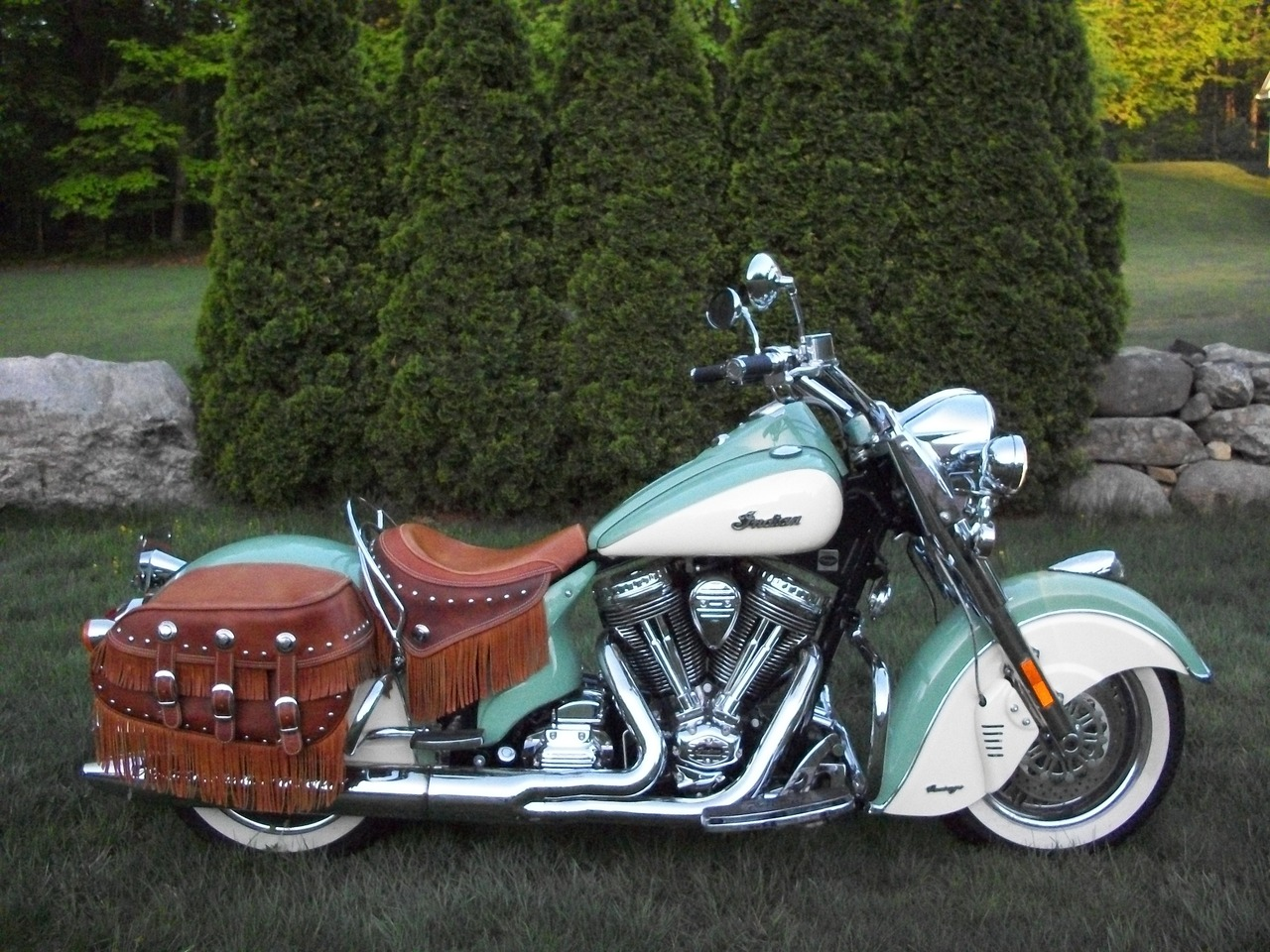 Indian Chief Deluxe images #99311
