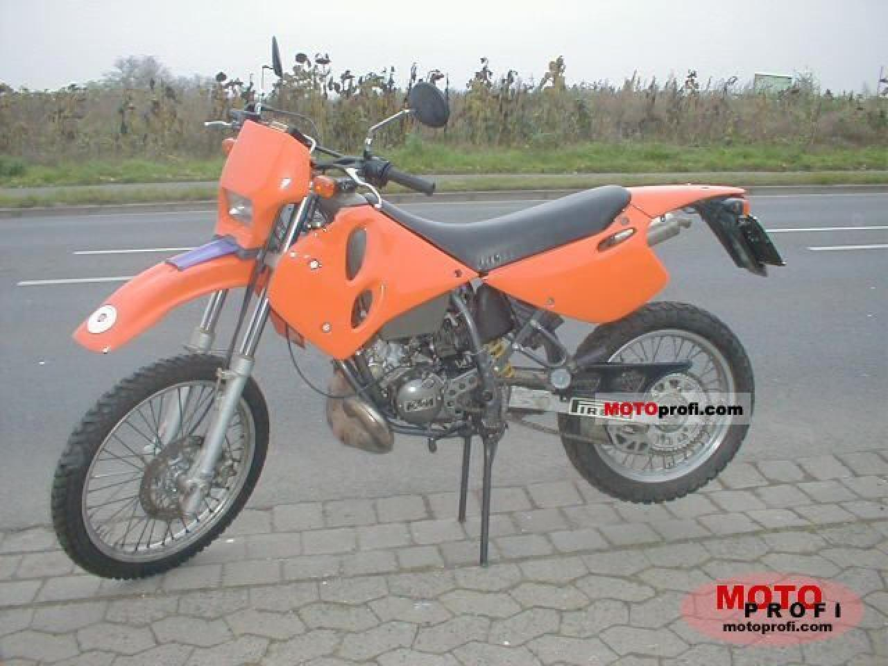 KTM 125 LC2 wallpapers #162132