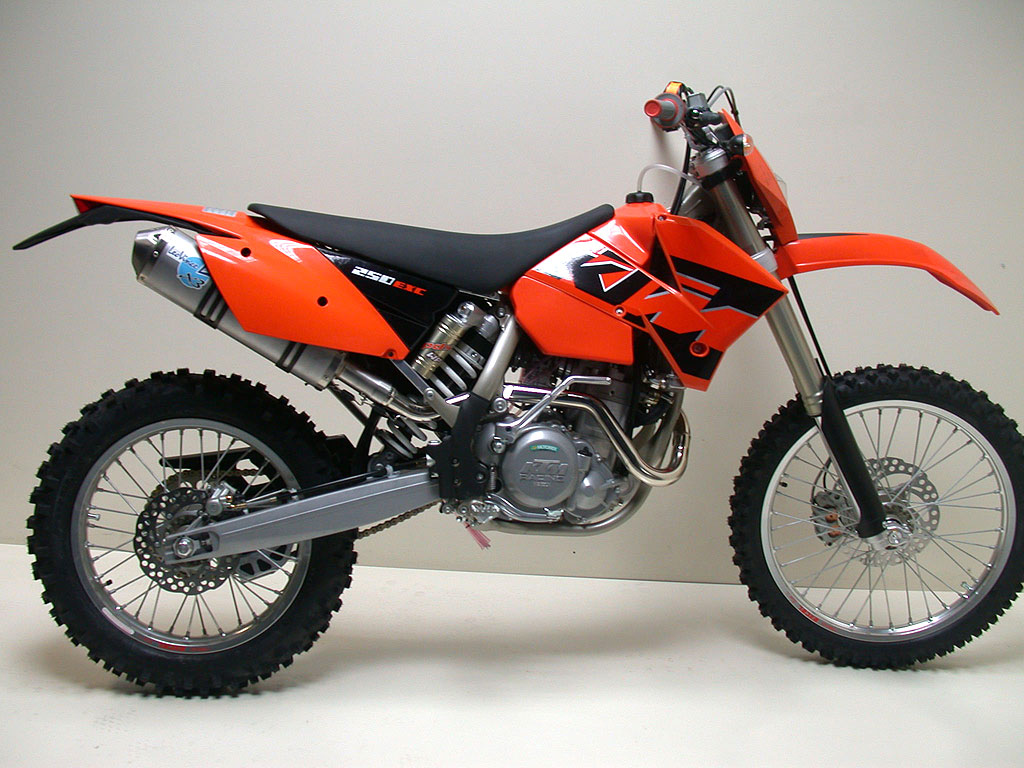 KTM 400 EXC Racing images #86411