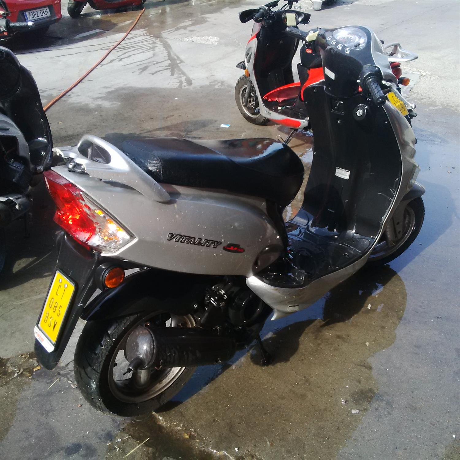 Kymco Agility 50 2007 images #100895
