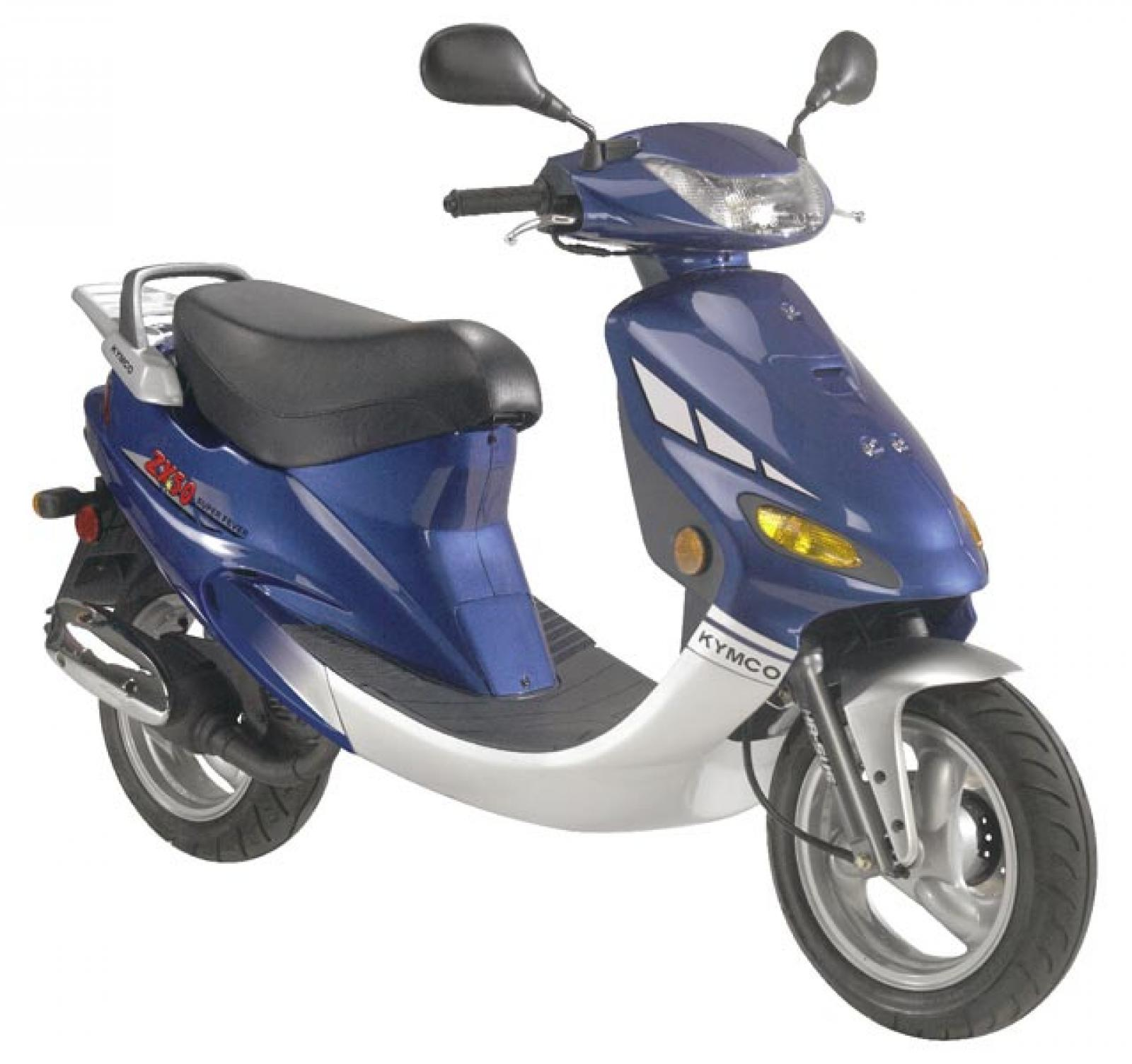 Kymco Yup 50 2004 images #101490