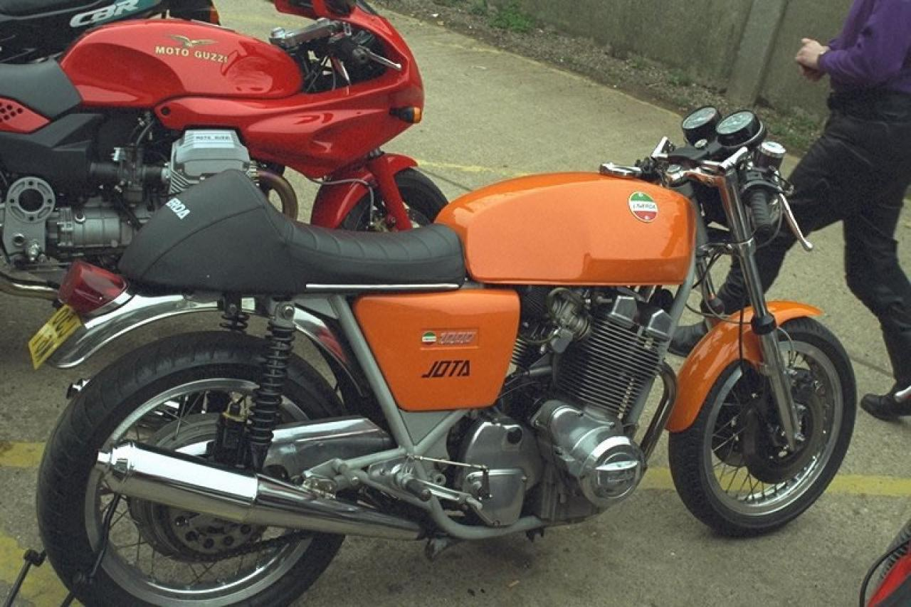 Laverda 1000 wallpapers #139426