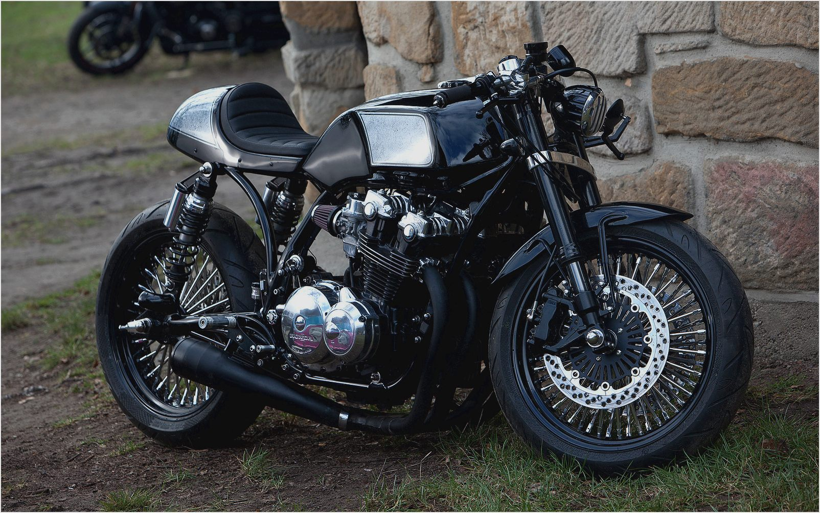 Norton Cafe Racer 750 2004 images #118174