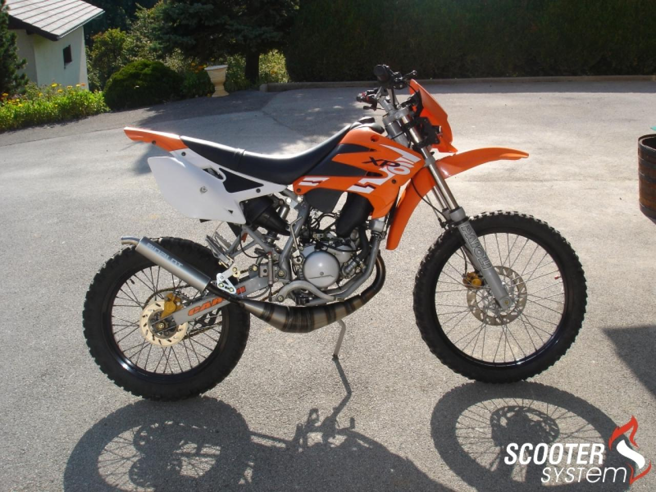 Peugeot XP6 50 Supermotard 2006 images #120127