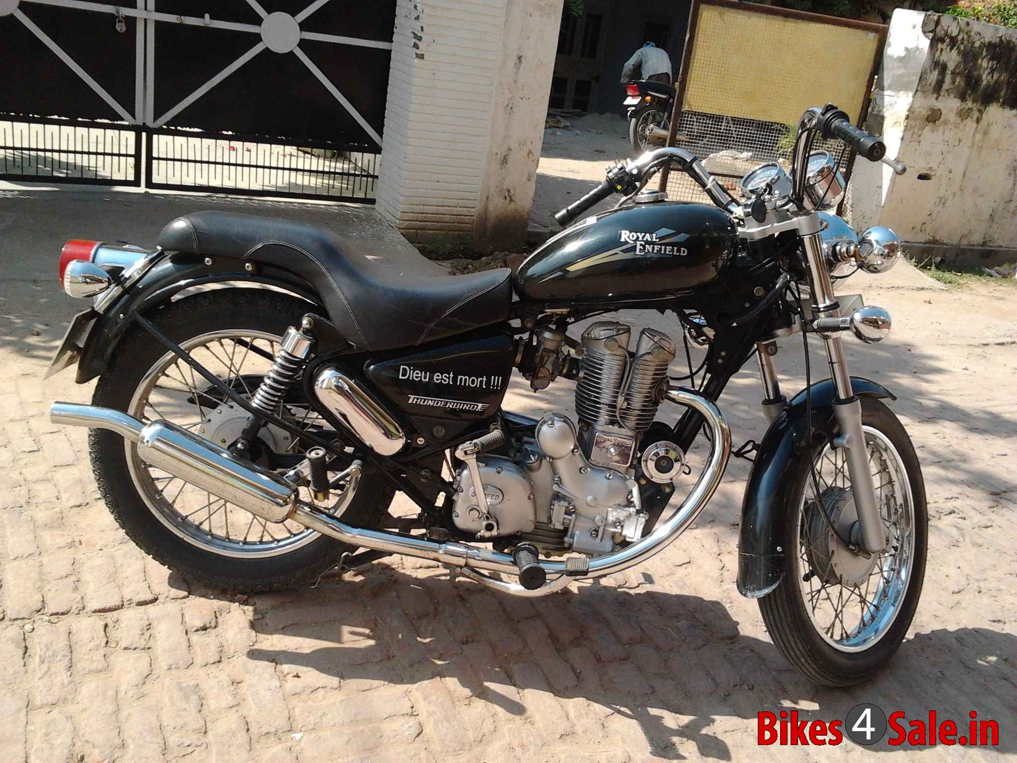 Royal Enfield Bullet 350 Classic 2007 images #123981