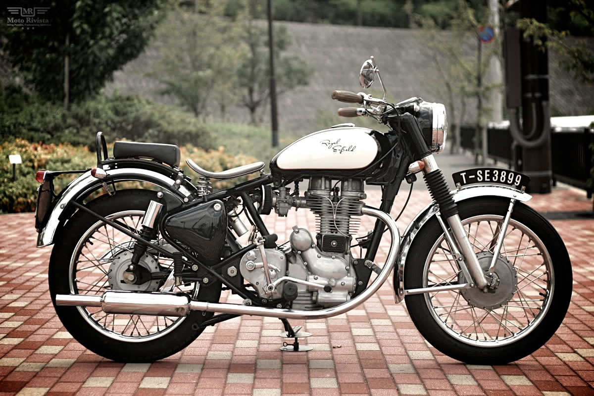 Royal Enfield Bullet 350 Classic 2008 images #123487