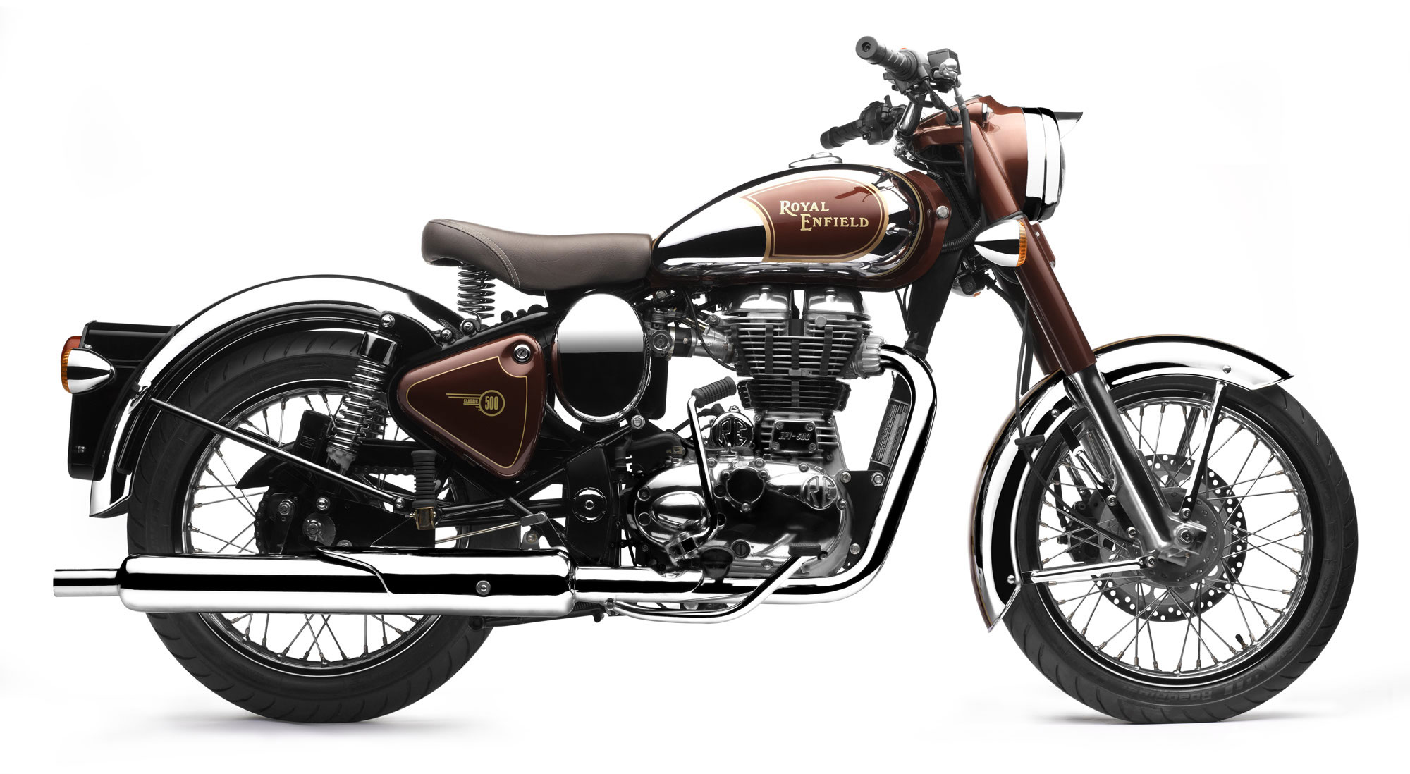 Royal Enfield Bullet C5 Classic EFI 2010 images #127527