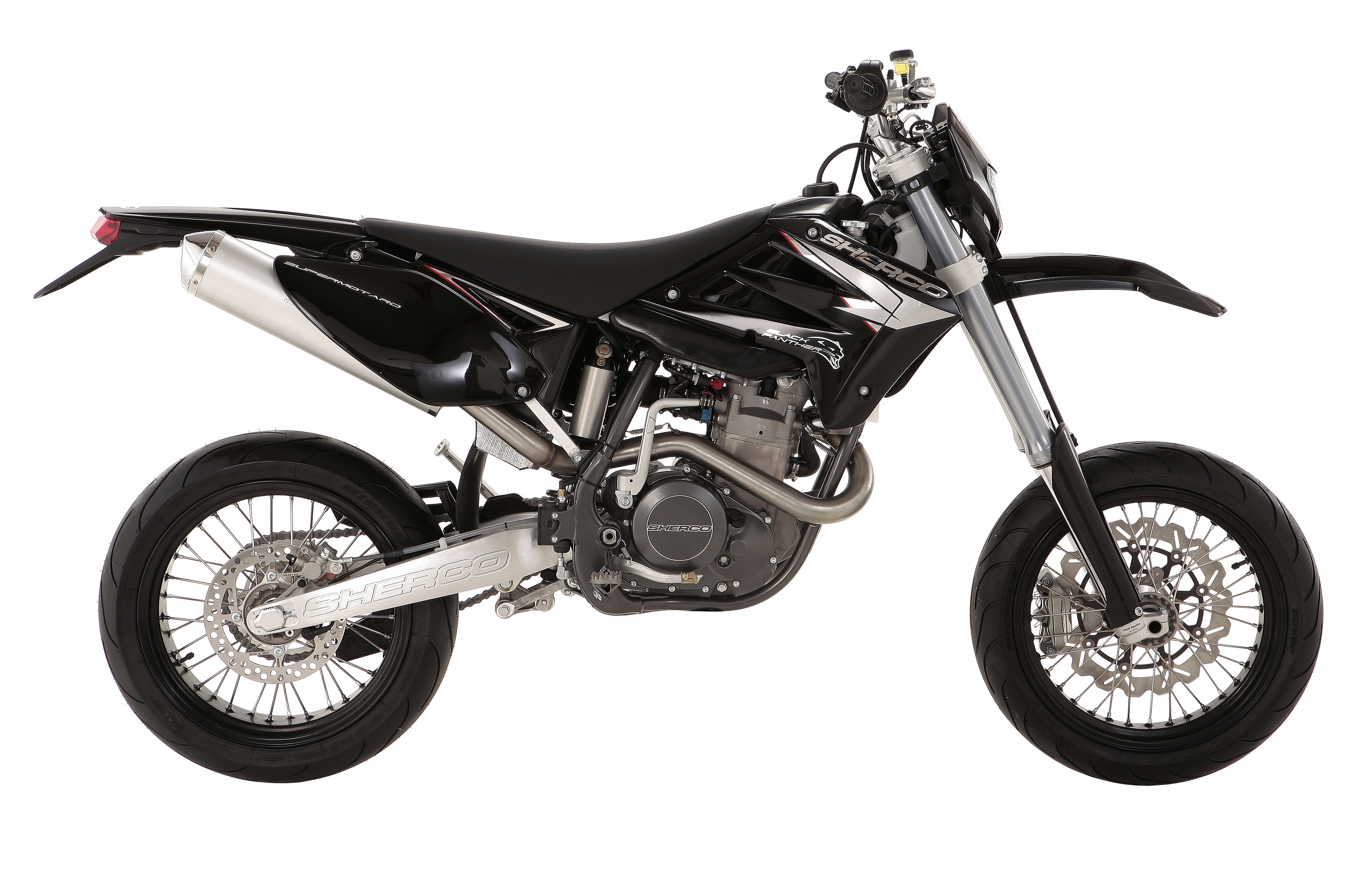 Sherco 5.1i 4T Supermotard 2007 images #124381