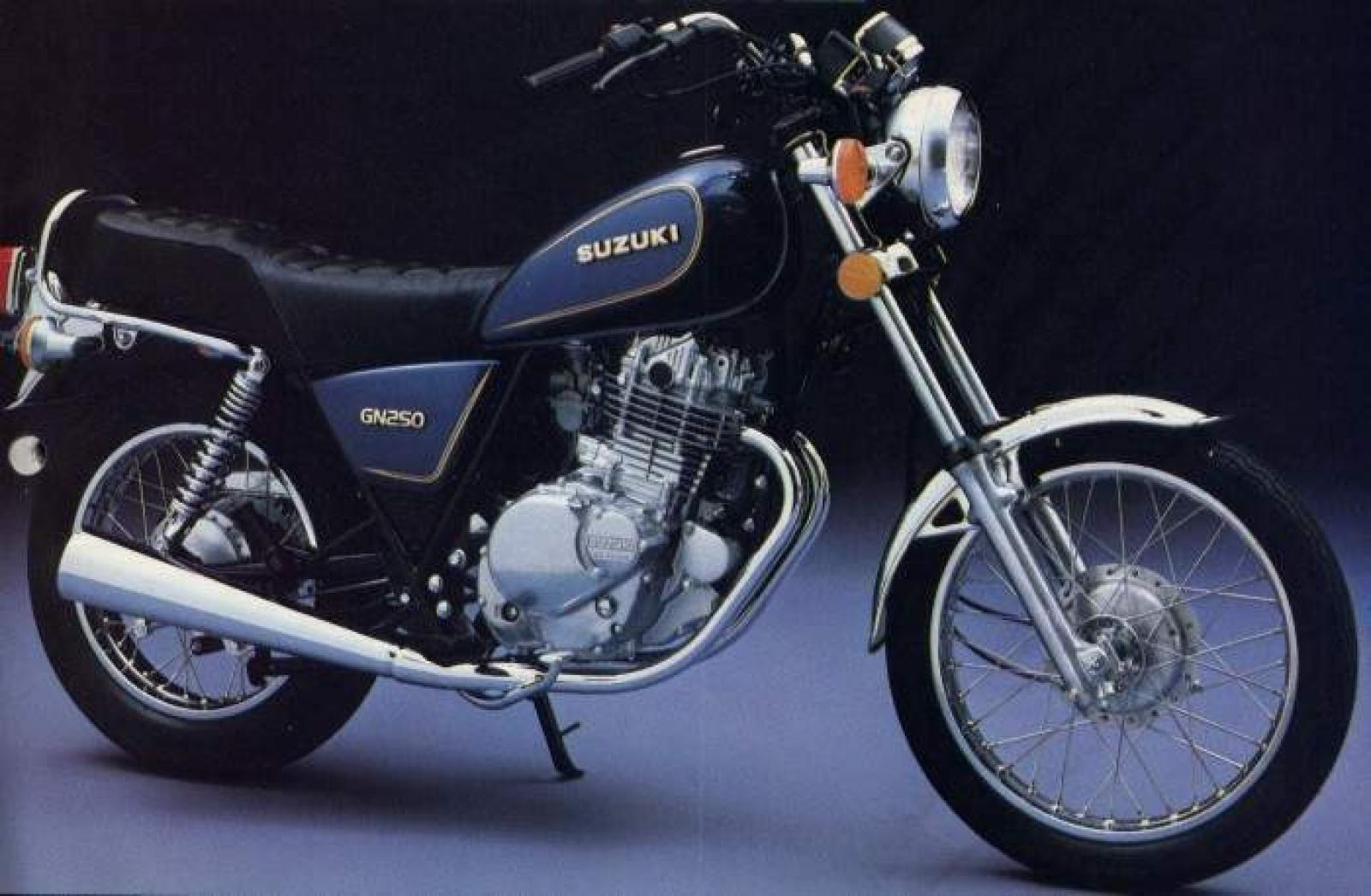 1990 Suzuki Gn 250 E Pics Specs And Information Motorcycle 6 Volt Wiring Diagram 40556
