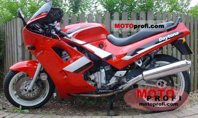 Triumph Daytona 750 reduced effect #2 1991 images #158861