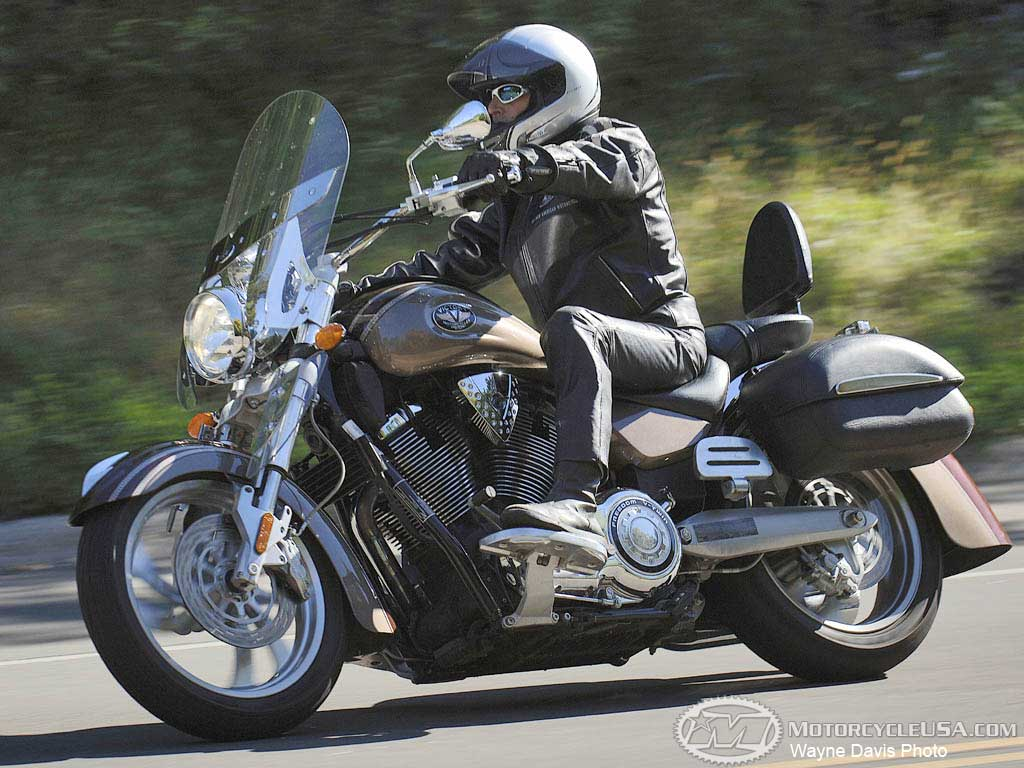 Victory Touring Deluxe 1500 2002 wallpapers #130402