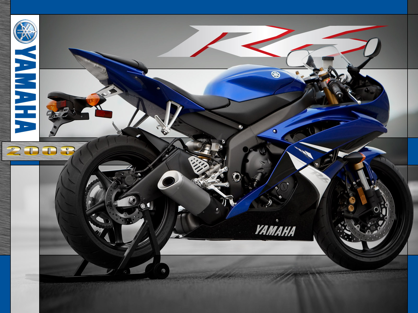 Yamaha YZF-R6S images #91776