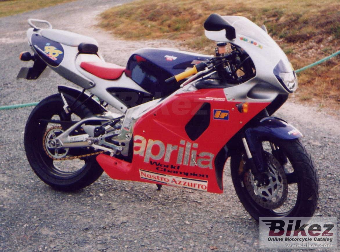 Aprilia RS 125 1998 wallpapers #171355