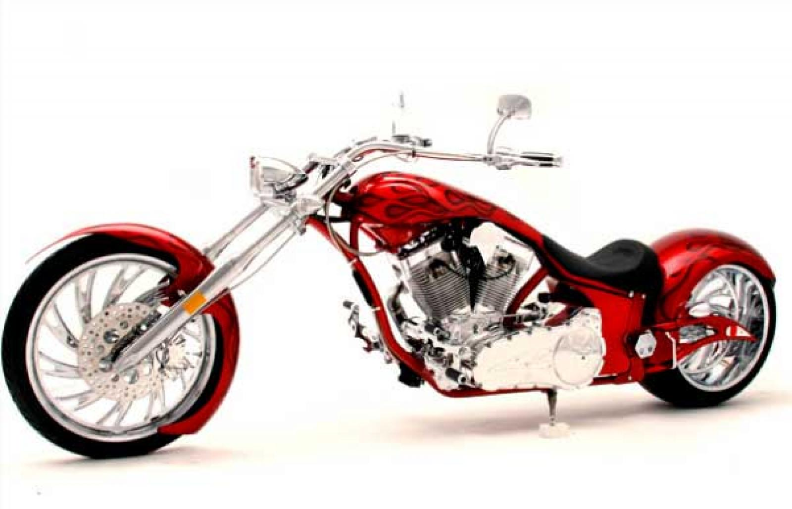 Big Bear Choppers Sled ProStreet 100 EFI 2009 wallpapers #136545