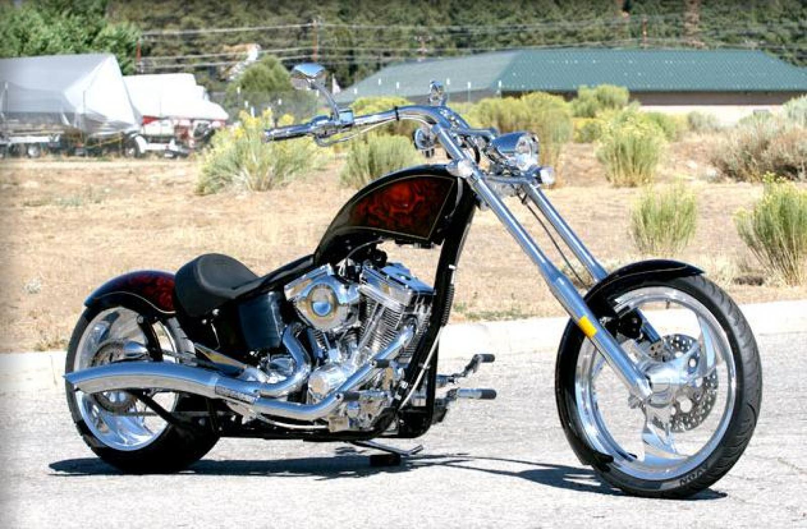 Big Bear Choppers Venom 100 Smooth EFI 2010 images #63831