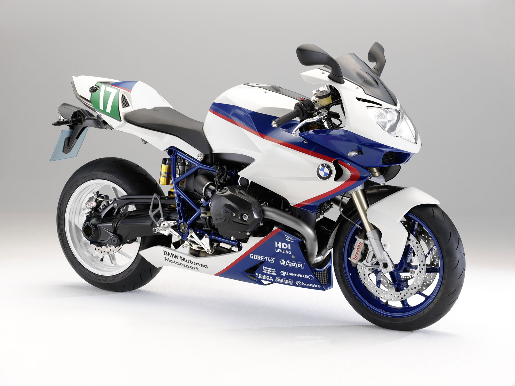 BMW HP2 Sport 2009 wallpapers #171452