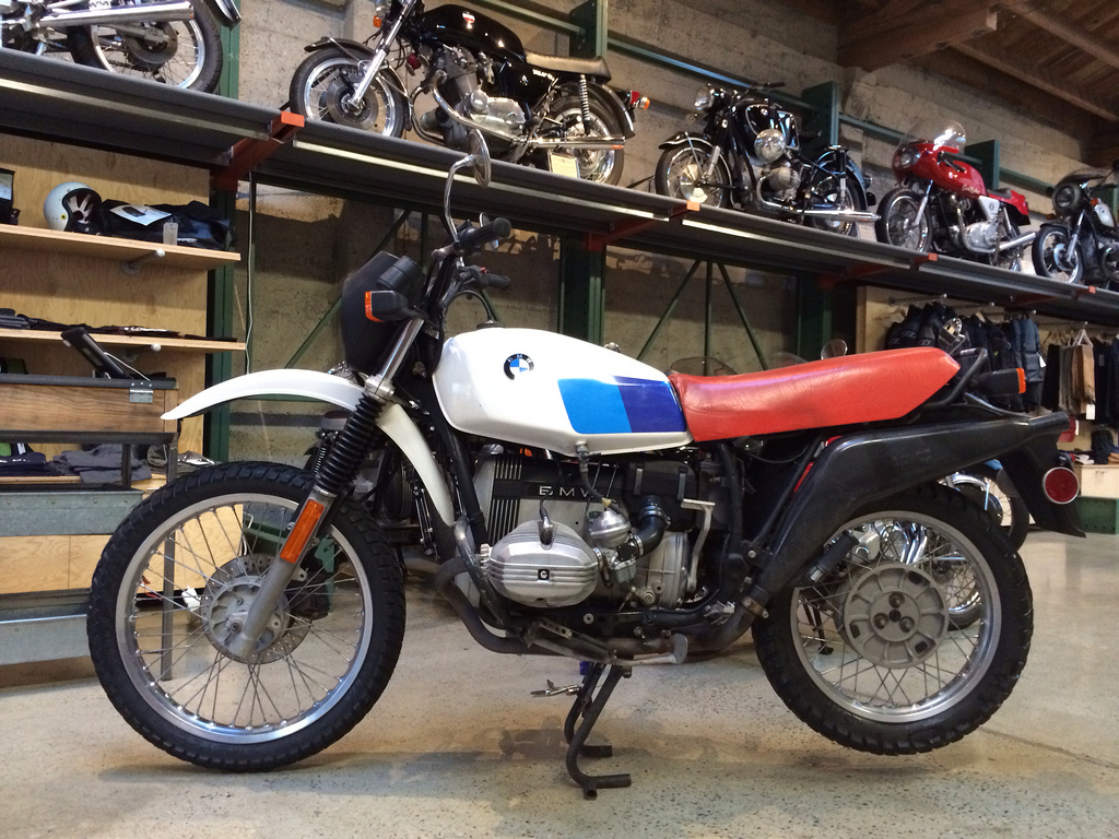 BMW R80GS 1989 images #6016