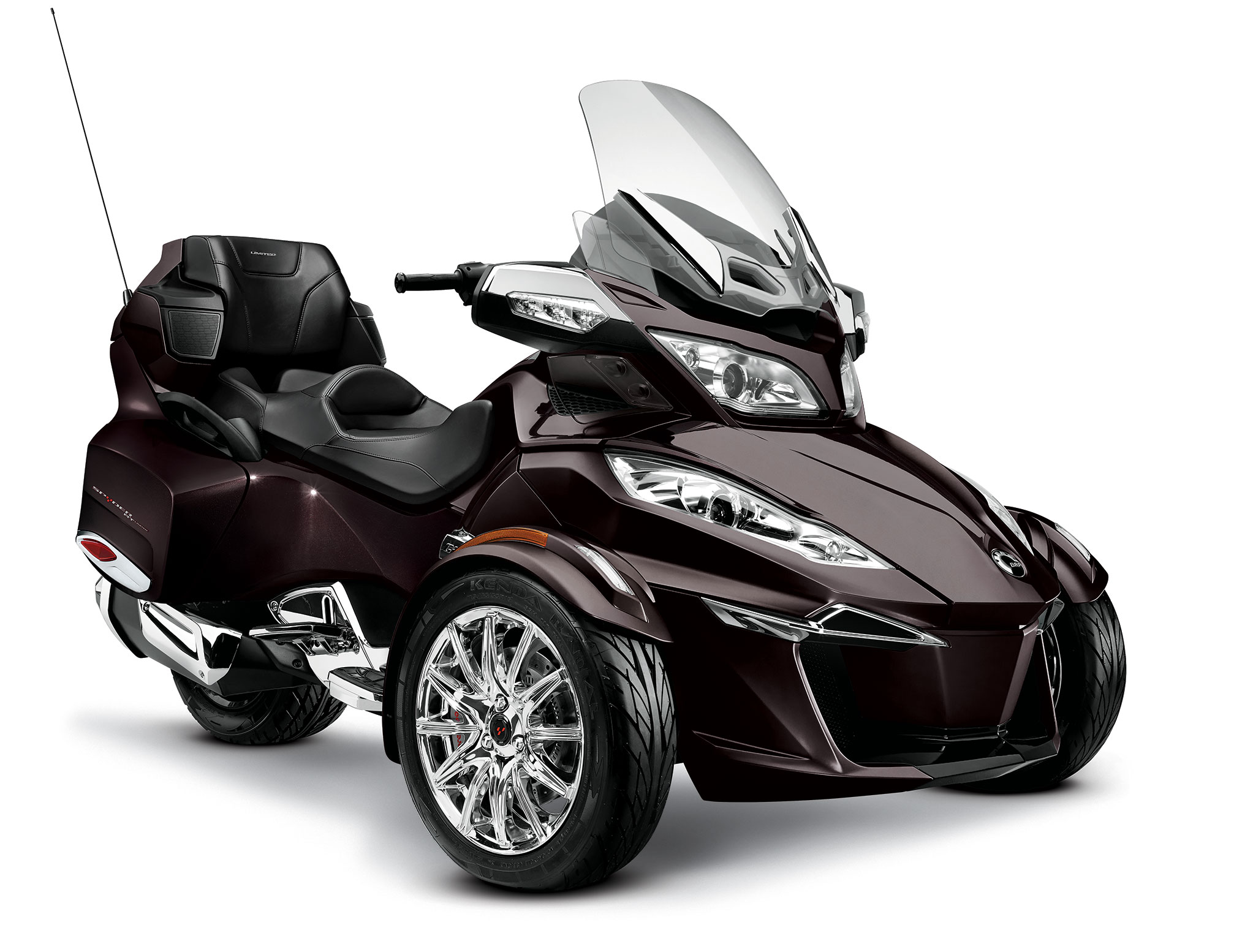 Can-Am Spyder ST-S Limited images #68689
