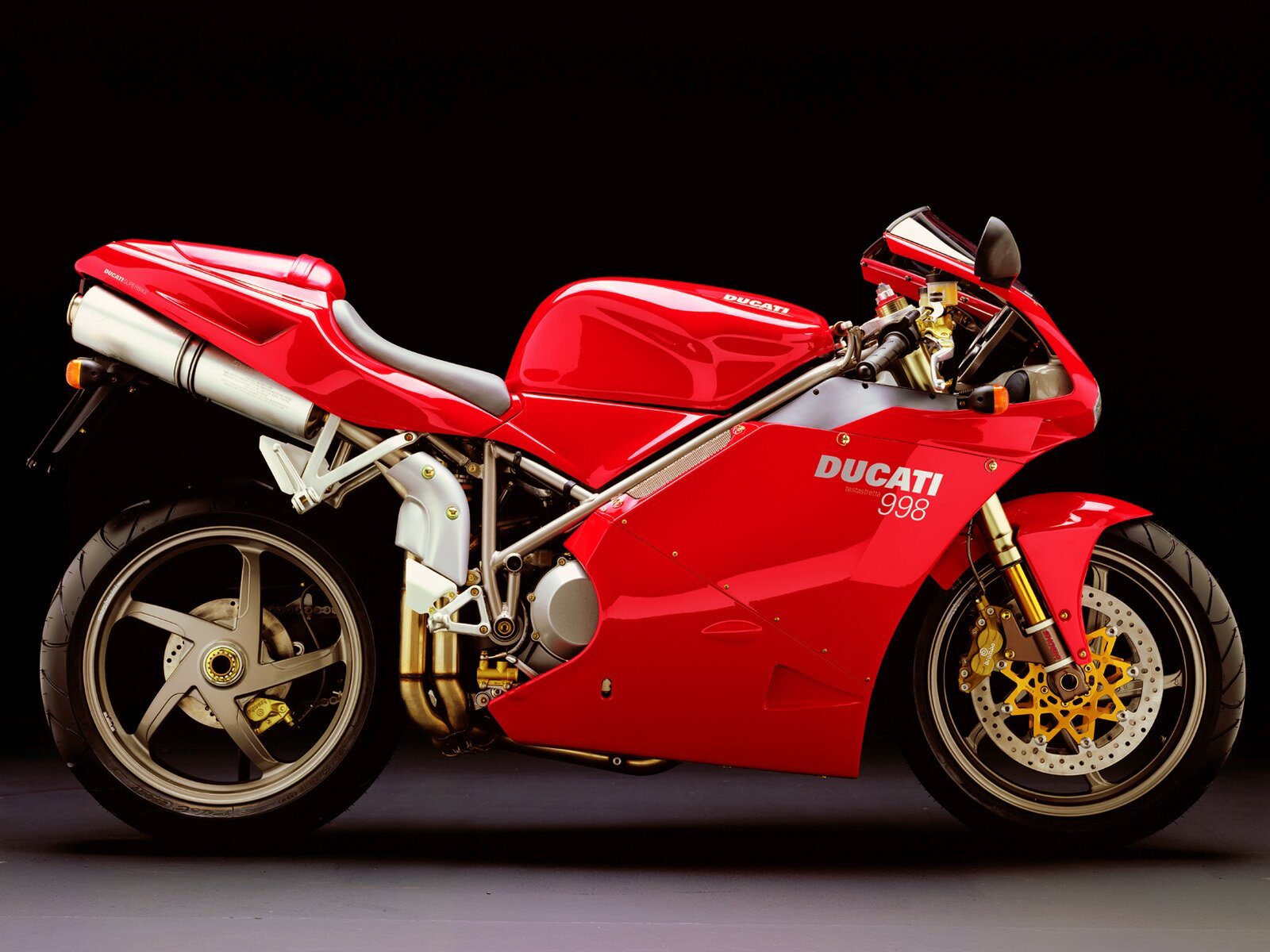 Ducati 748 Biposto 1996 wallpapers #14143