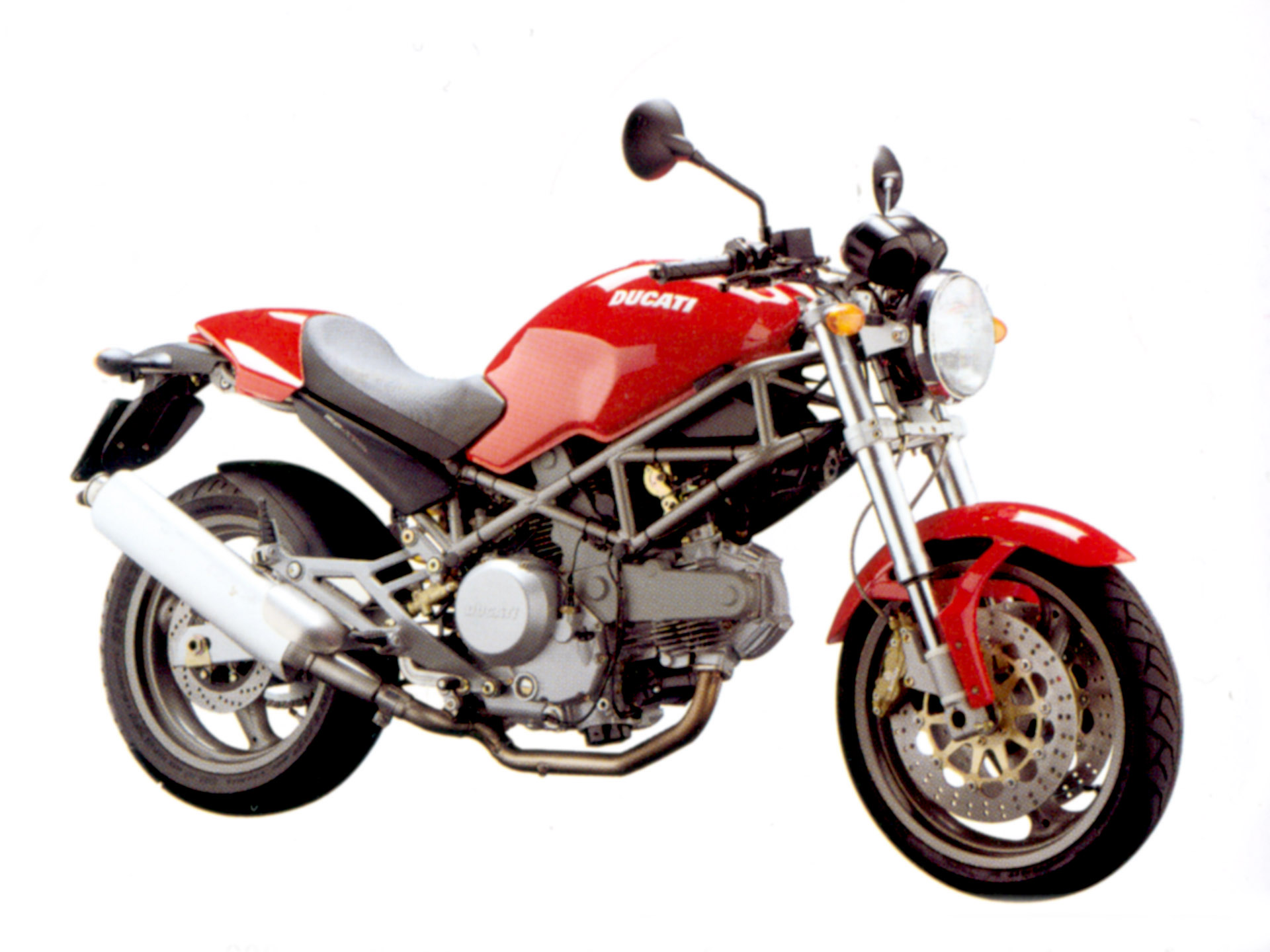 Ducati Monster 620 S 2004 wallpapers #11363