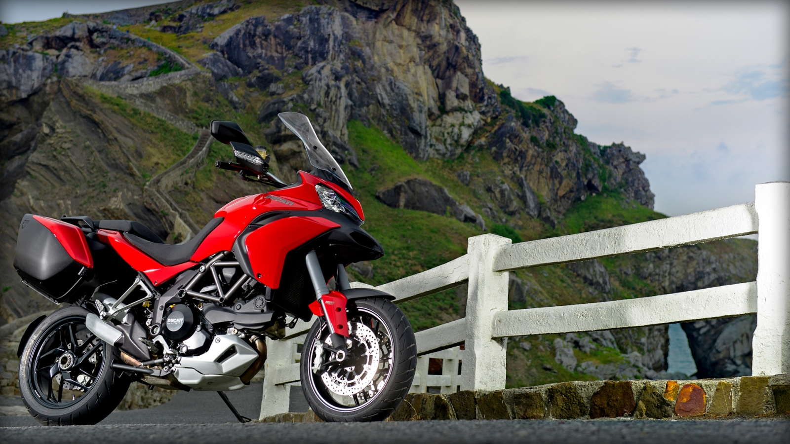 Ducati Multistrada 1200 S Touring wallpapers #163423