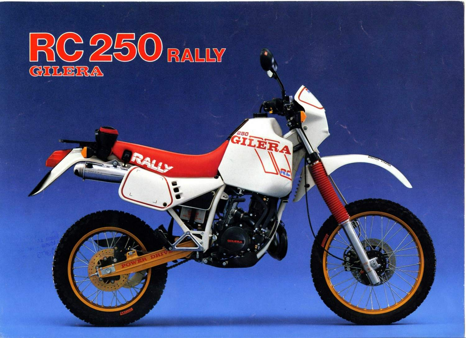 Gilera 350 Dakota 1987 images #158463