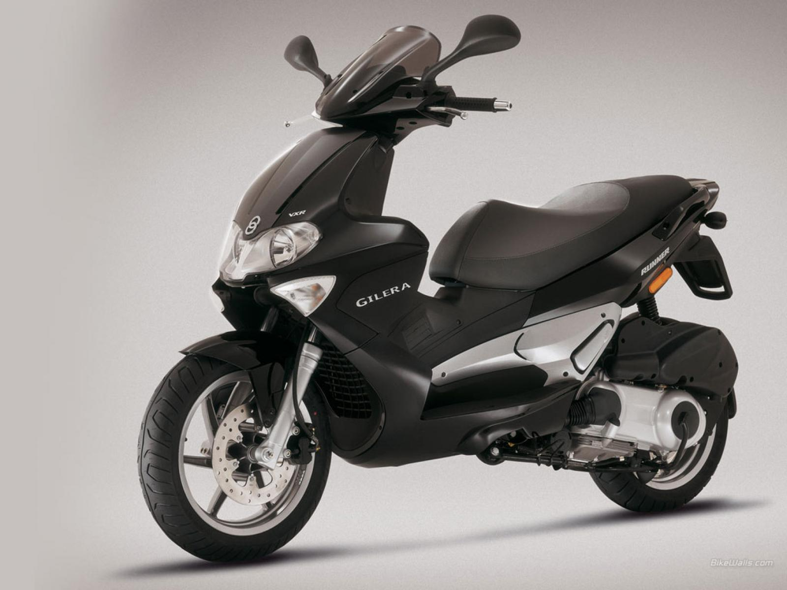 Gilera Runner 50 Black Soul 2015 images #76493