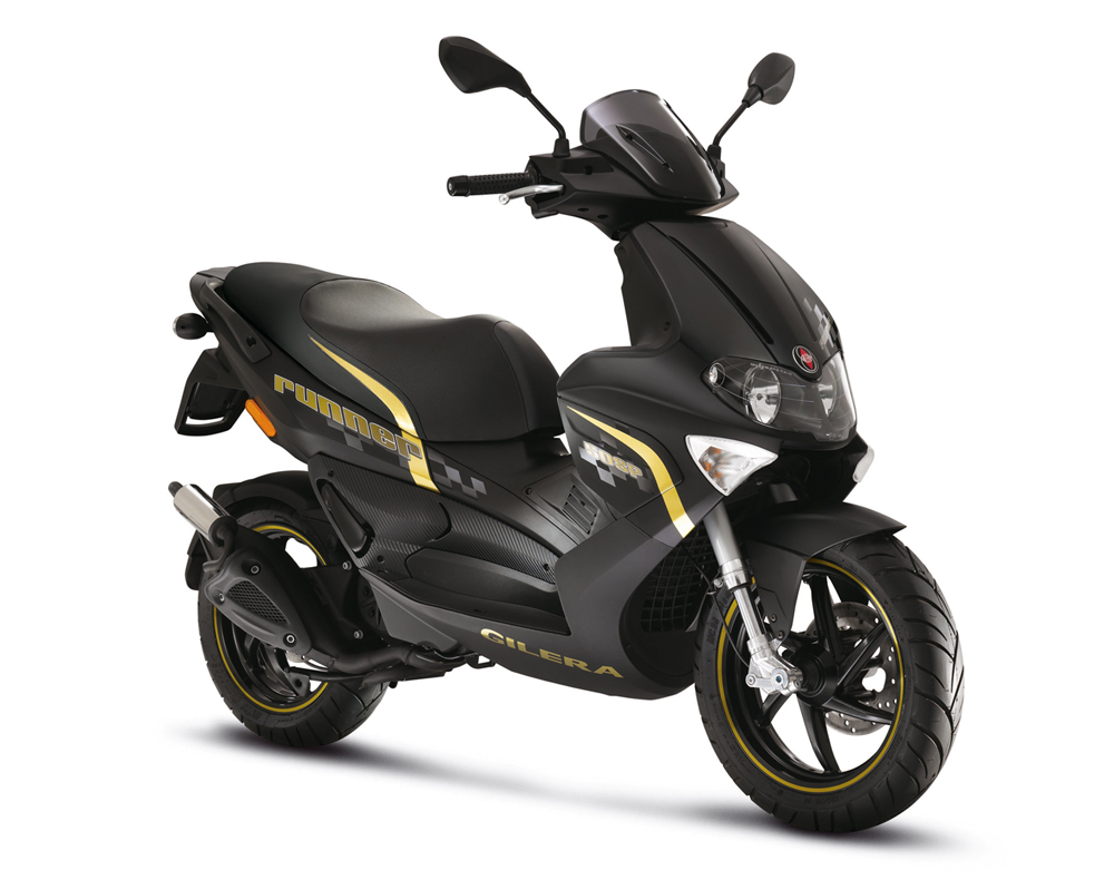 Gilera Runner SC 125 2007 wallpapers #137043