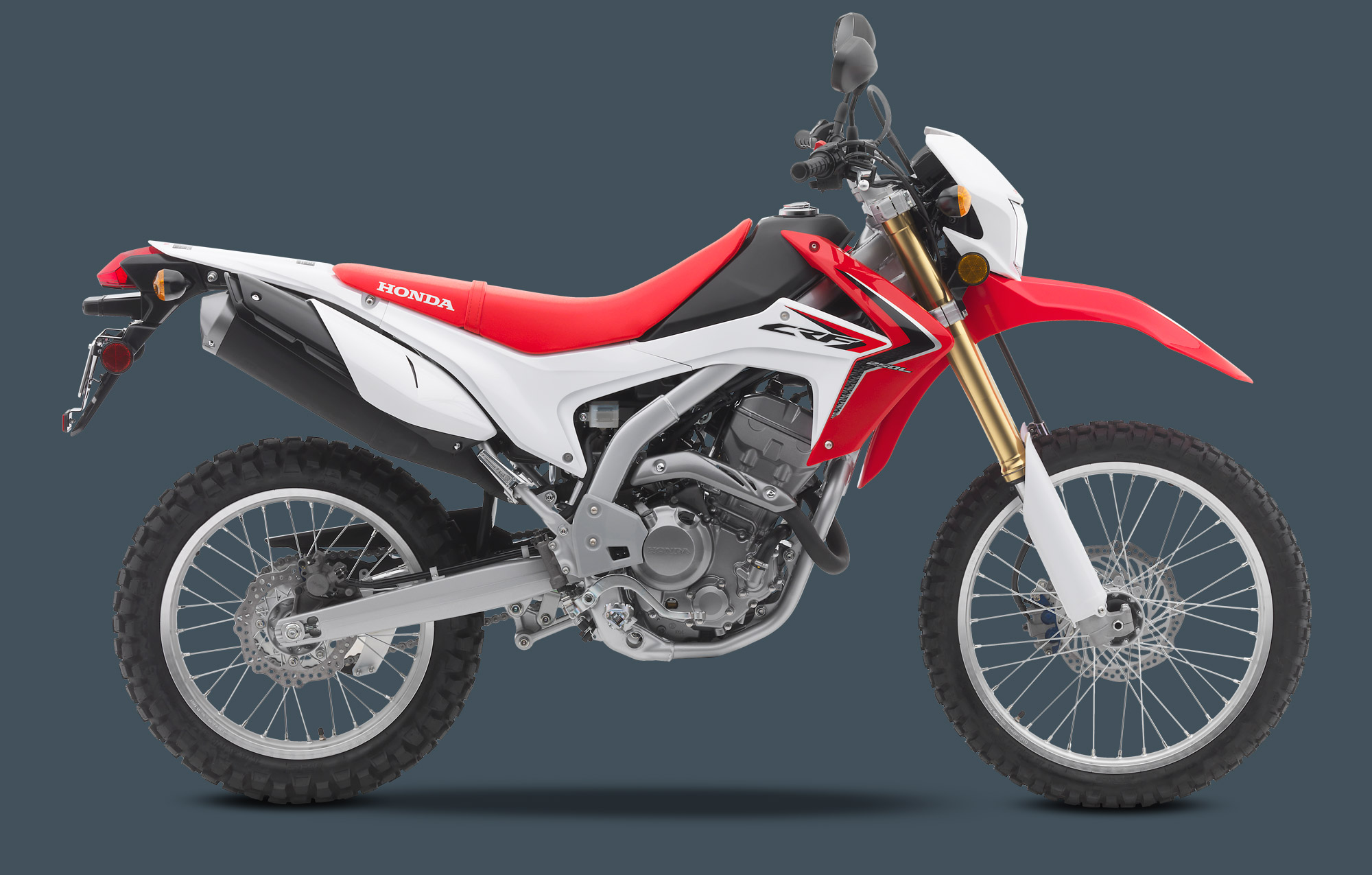 Honda CRF 250 M 2015 wallpapers #134370