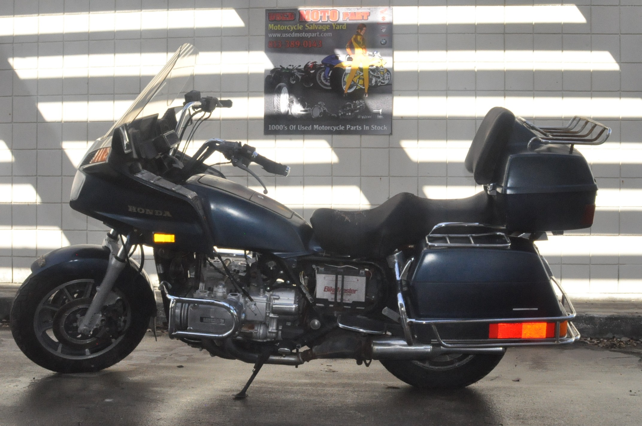 Honda GL 1200 Gold Wing images #80959