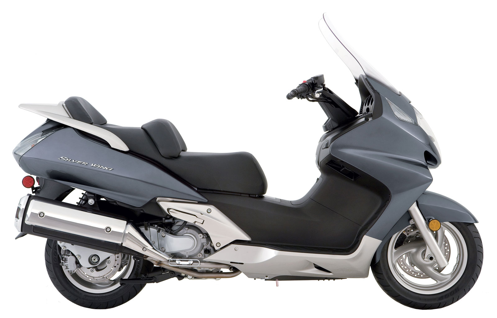 Honda Silver Wing 2009 images #83339
