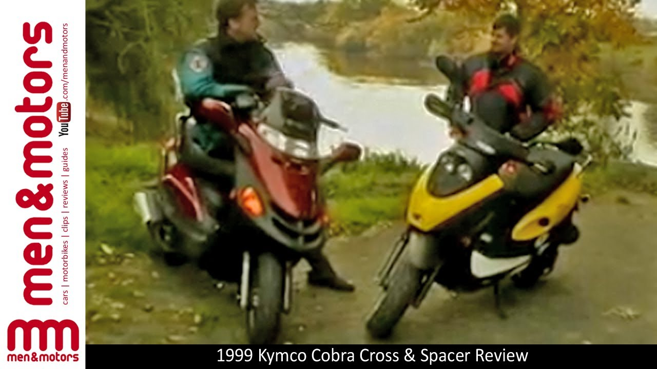 Kymco Cobra 50 Cross 1995 wallpapers #138931