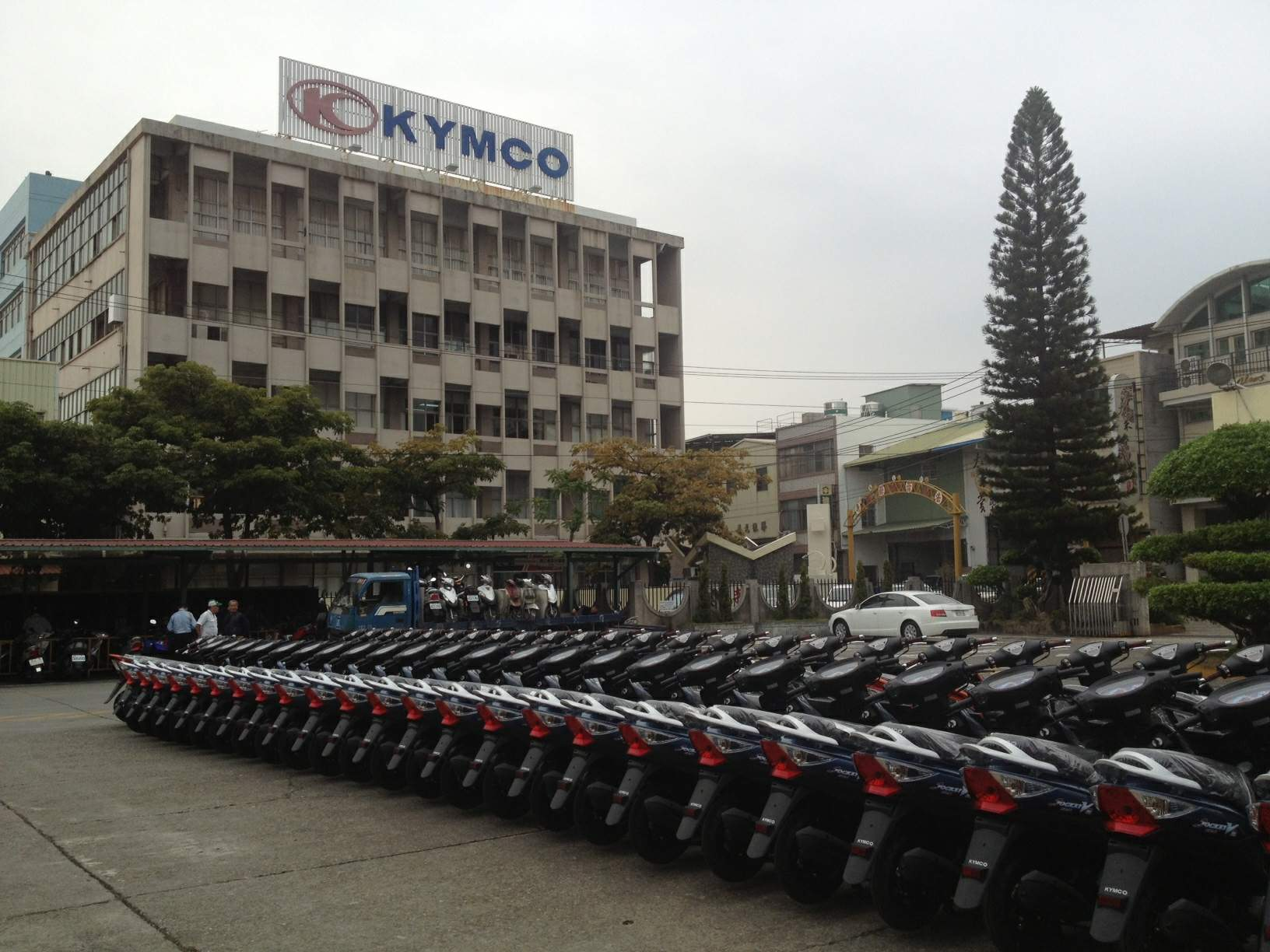 Kymco Heroism 150 images #100797