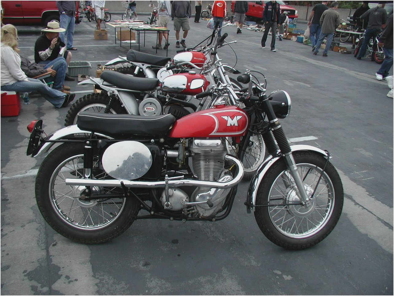 Matchless G 80 E images #104046
