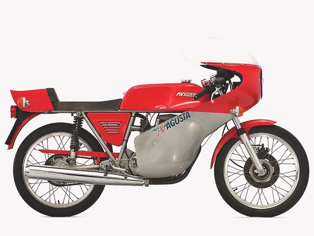 MV Agusta 350 S 1974 images #113818